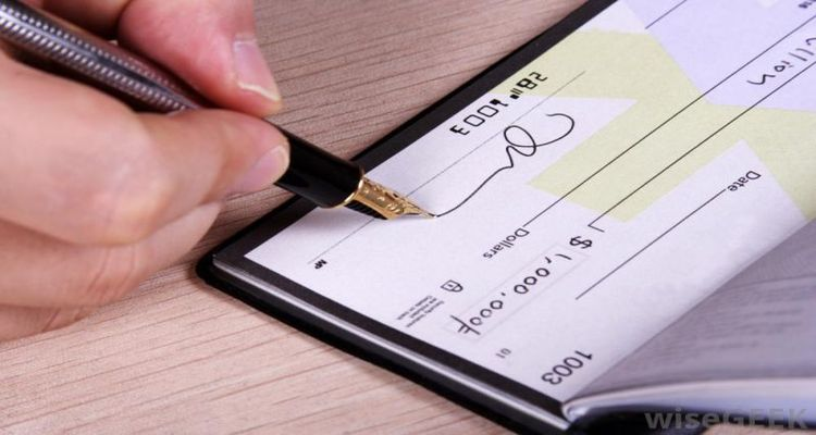 چک سرقتی و مفقودی