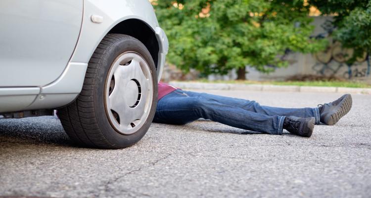 قتل غیر عمدی ناشی از رانندگی